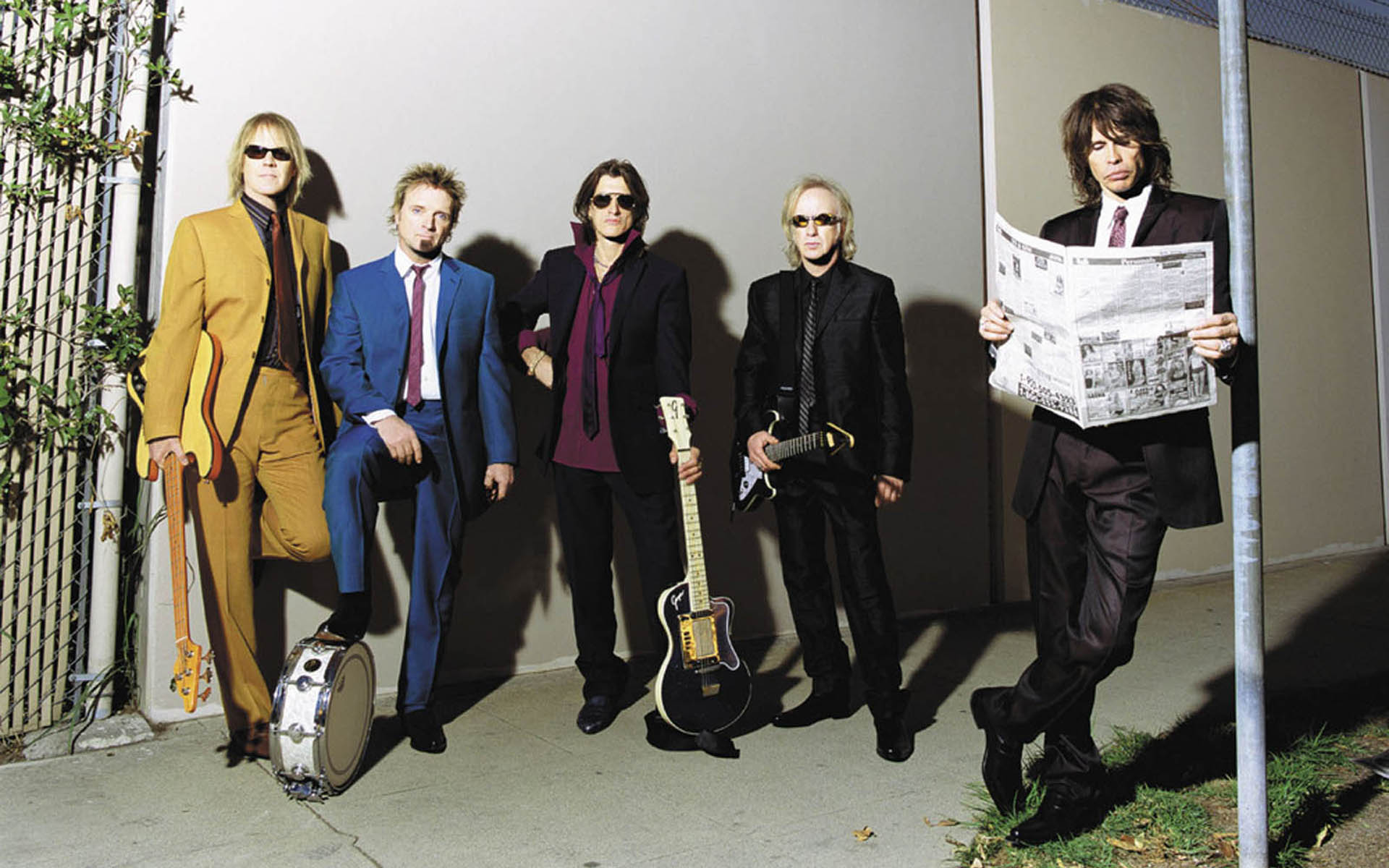 Aerosmith HD Pictures and Wallpaper