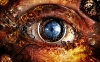 Open Eye HD Wallpaper