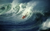 Surfing the Wave HD Wallpaper