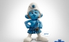 The Smurfs Movie HD Wallpaper